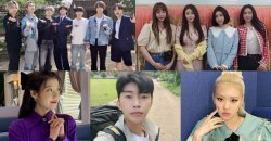 TOP 30 นักร้องชาวเกาหลี ยอดนิยม ประจำเดือน มีนาคม 2021