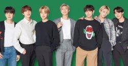 BTS เป็น ศิลปินเกาหลีกลุ่มแรก ในประวัติศาสตร์ ที่ได้รับการเสนอชื่อใน BRIT Awards