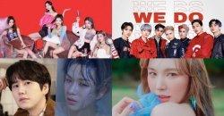รวมรายชื่อศิลปิน K-POP ที่จะปล่อยผลงานในเดือน เมษายน 2021