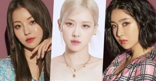 TOP 30 อันดับ เมมเบอร์วงเกิร์ลกรุ๊ป K-POP ยอดนิยมประจำเดือนเมษายน 2021