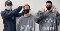 แบคฮยอน EXO เข้ากรมทหารเตรียมรับใช้ชาติแล้ว - โพสต์ภาพทรงผมใหม่ ร่วมกับ เซฮุน