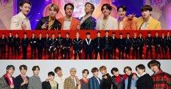 TOP 30 อันดับ วงบอยกรุ๊ป K-POP ยอดนิยมประจำเดือนพฤษภาคม ปี 2021