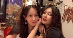 ยูริ และ ซูยอง Girls' Generation แชร์ภาพสุดน่ารัก หลังควงแขนกันไปเดตที่สนามกอล์ฟ
