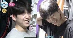 จินยอง GOT7 ช่วย จุนโฮ 2PM ทำความสะอาดห้องเสื้อผ้าสุดรก ในรายการ I Live Alone
