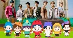 NCT DREAM แท็กทีม ผู้สร้าง Baby Shark ปล่อย MV แอนิเมชั่น เพลง Hot Sauce