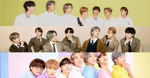 BTS ปล่อยภาพ 2021 Festa สุดน่ารัก กับภาพที่มาในบรรยากาศครอบครัวสุดอบอุ่น