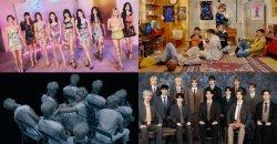 รวมรายชื่อศิลปิน K-POP ที่จะปล่อยผลงานในเดือน มิถุนายน 2021