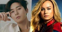มีรายงานว่า พัคซอจุน จะเข้าร่วมกับ Brie Larson และอื่นๆ ใน The Marvels - ต้นสังกัดตอบกลับ