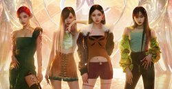 เพลง Next Level ของ aespa พุ่งขึ้นสู่อันดับ 1 บนชาร์ต 24Hits ของ Melon