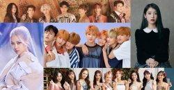 Hanteo Chart เปิดเผยอันดับศิลปิน K-Pop ยอดนิยมมากที่สุด ในช่วงกลางปี 2021