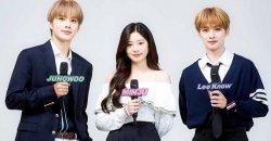 """จองอู NCT และลีโน Stray Kids คอนเฟิร์มเข้าร่วมเป็นพิธีกรรายการ """"Music Core"""" ของคิมมินจู"""