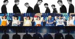 จัดอันดับวงบอยกรุ๊ป K-Pop ยอดนิยม ประจำเดือนสิงหาคม