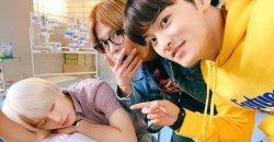จองอูและแฮชาน NCT เปิดตัวบัญชี Instagram แล้ว