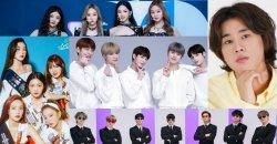 Red Velvet, TXT, Lee Mujin และ BTS ได้อันดับสูงสุดประจำสัปดาห์ ของ Gaon ชาร์ต