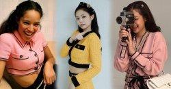 ชาวเน็ตชอบ Jennie BLACKPINK ในชุดสไตล์วินเทจ ของชาแนลยุค 90