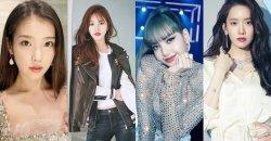 7 ไอดอลหญิง ที่รวยสุด ในเกาหลีใต้ ปีนี้