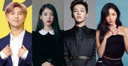 10 ศิลปินเดี่ยว K-pop ที่มีผู้ติดตามมากที่สุดบน Spotify