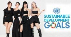 BLACKPINK กลายเป็นศิลปินเอเชียกลุ่มแรก ที่ได้รับแต่งตั้ง ให้เป็นฑูต SDGs แห่งสหประชาชาติ