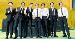 ชาวเน็ตปลื้ม ปฏิกิริยาของล่ามภาษามือ  ต่อท่าเต้น 'Permission to Dance' ของ BTS