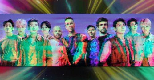 BTS และ Coldplay ปล่อยเพลง My Universe