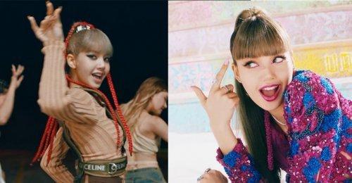 LALISA 200 ล้านวิว พร้อมครองอันดับ 1 เพลงแร็พ K-Pop หญิง ที่ขายดีที่สุดในอเมริกา