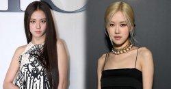 Jisoo และ ROSÉ BLACKPINK อวดโฉม ในงาน Paris Fashion Week