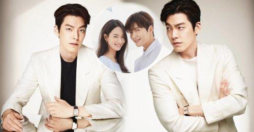 หวานไม่พัก Kim Woo Bin เชียร์ละคร Hometown Cha Cha Cha ที่แฟนสาว Shin Min Ah แสดง