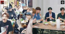 ชาวเน็ต พูดถึง ปริมาณอาหารที่ Seventeen กับ NCT กิน