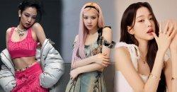 10 อันดับ ไอดอล K-popหญิง ที่มีการค้นหามากที่สุดบน Naver ในปี 2021
