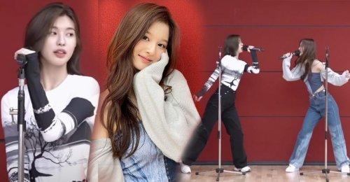 JYPn ไลฟ์สด การแสดงของ SULLYOON และ BAE บนยูทูป